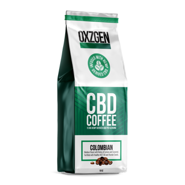 Picture of Colombian CBD Coffee