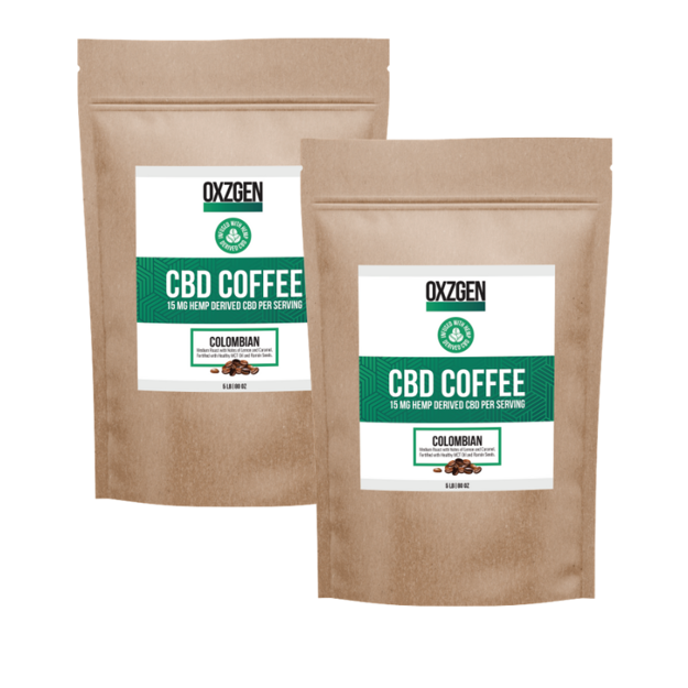 Picture of Colombian CBD Coffee      10 LB