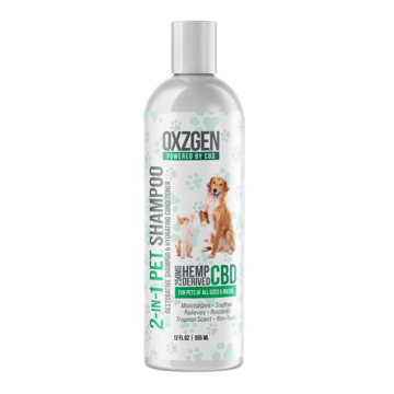 Picture of 2-in-1 Pet Shampoo 12 oz