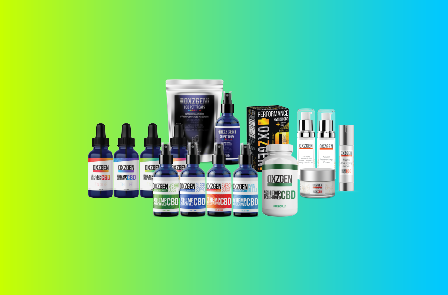 Picture for category CBD Products